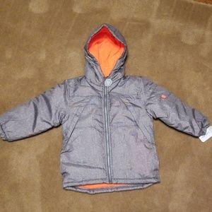 NWT Carter's Grey Kid's Jacket